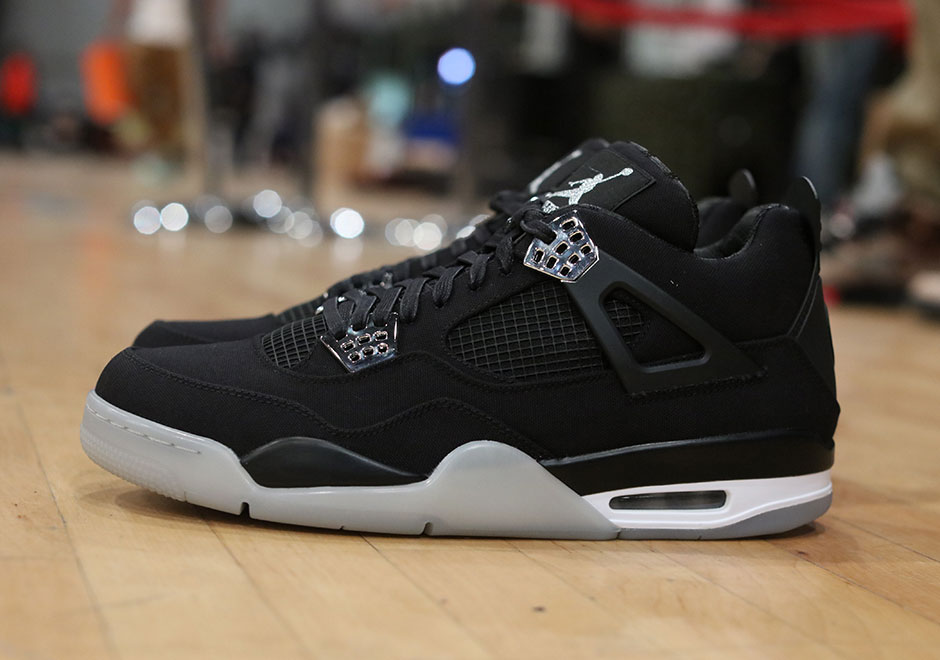 best cheap e72ec 07418 Eminem x Carhartt x Air Jordan 4 Makes An Appearance at ...