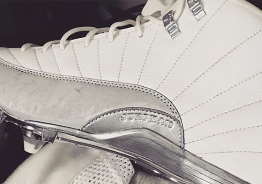 Dez Bryant Has A Lot To Be Thankful For, Like These Air Jordan 12 PEs