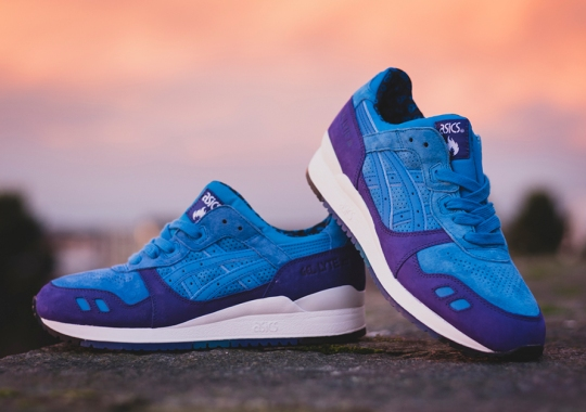 hanon Unveils Its ASICS GEL-Lyte III For November 28th