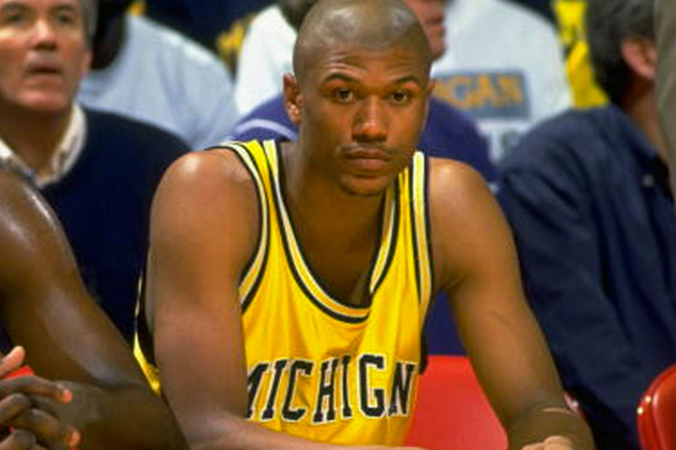 Jalen Rose Said He Had Signature Shoes With Nike and adidas But Never Got Paid For it