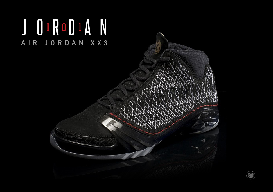 5a6076381ef7 Jordan 101  The Air Jordan XX3 Defines Greatness