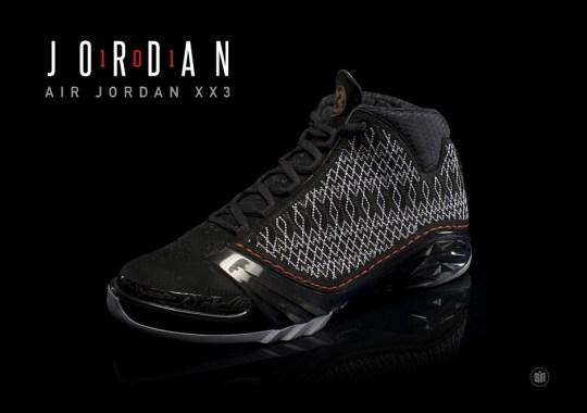 Jordan 101: The Air Jordan XX3 Defines Greatness