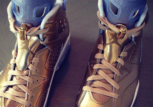 Air Jordan 6 Oscar
