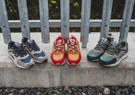 "Karhu Is Back In Touch With Nordic Heritage With ""Mount Saana"" and ""Polar Night"" Pack"