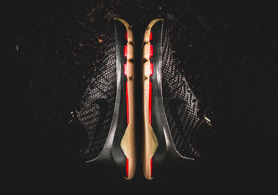 best service 82f5e d08b1 Nike KD 8 EXT Woven 806393-001   SneakerNews.com