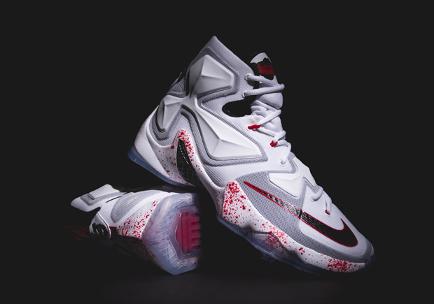 3b9a50b520c Nike Honors The Scariest Date In History with Nike LeBron 13