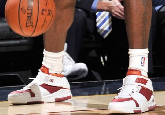 """Let's Revisit The """"Will Nike Retro LeBrons"""" Discussion Again"""