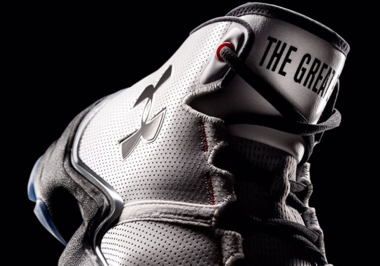 Under Armour's Muhammad Ali Shoe Has A Crazy Midsole