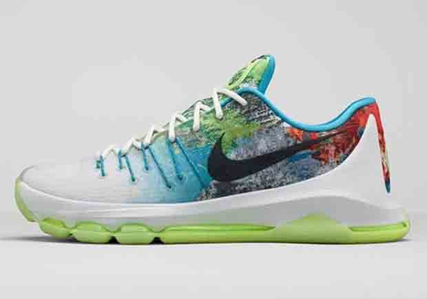 "Is This The Nike KD 8 ""N7""?"