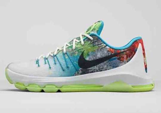 "premium selection c3f5a badf6 Is This The Nike KD 8 ""N7"""