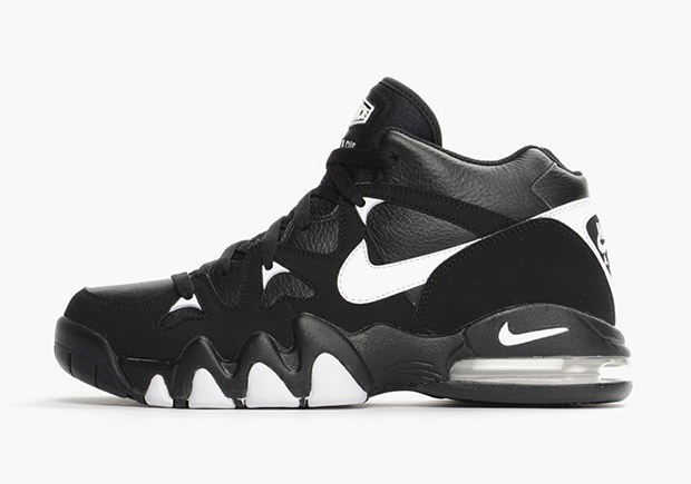 Strong Blackwhite Nike Air 2 Mid qEHHf4