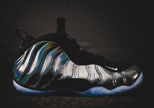 Hologram Foamposites Come In Full View Tomorrow