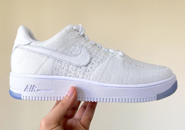 air force all white