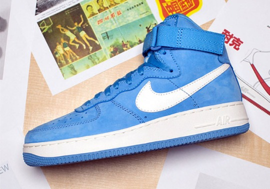 Rasheed Wallace Would Love These Upcoming Nike Air Force 1 Highs