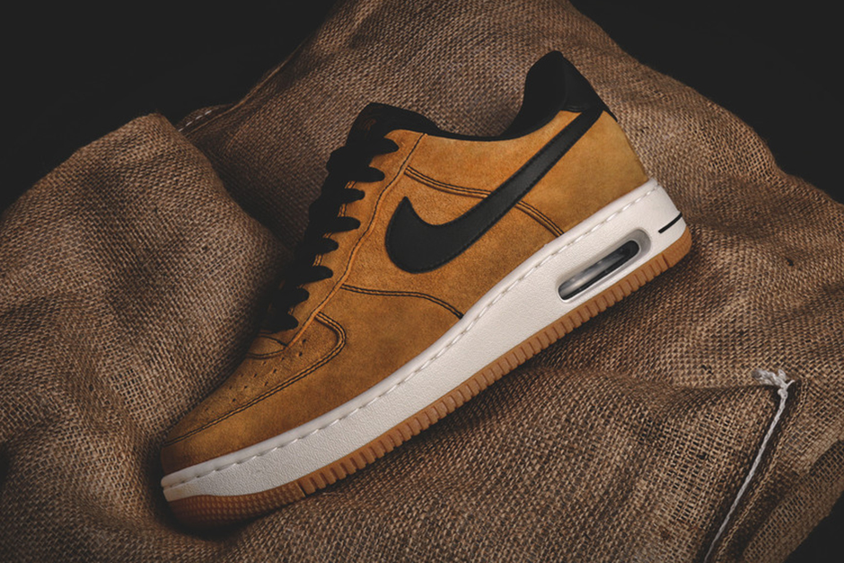 Air Force One Nike Brown