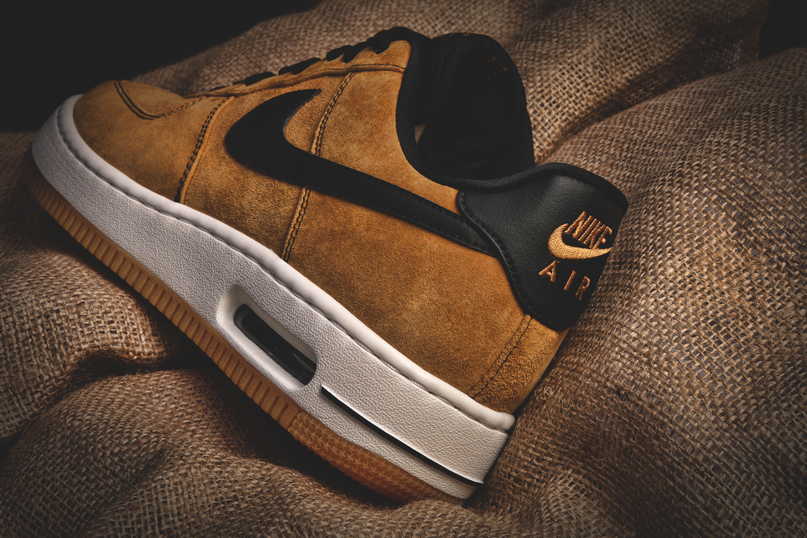"Air There's 1 Nike Force Another ""wheat eW9EHYDIb2"