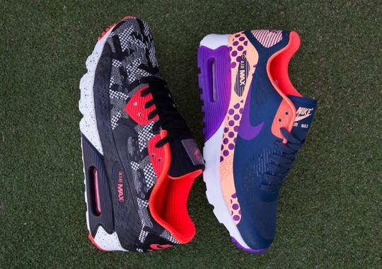 Remember The Air Max 90 25th Anniversary? Nike Is Still Dropping Crazy Releases