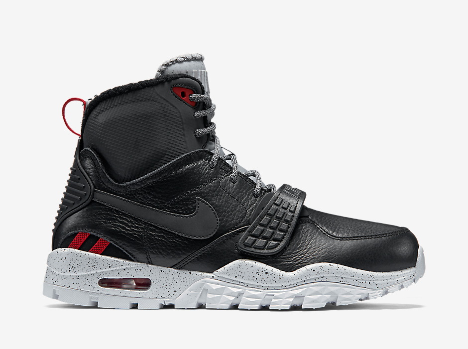 meet 405a7 aac98 nike air trainer escape leather