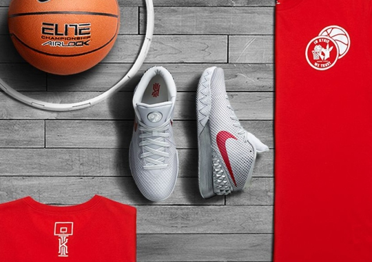 "Don't Forget Kyrie: Here's The Complete Nike Basketball ""Opening Night"" Pack"