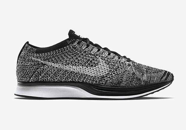 Nike Blanc Noir Coureur Flyknit Date De Sortie 2015 vente bon marché eGD62