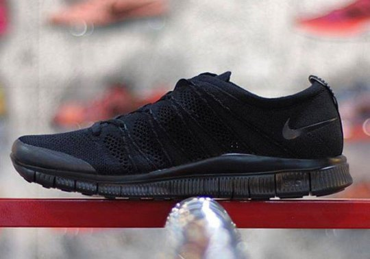 All-Black Flyknits Are Back, And They're Releasing Soon