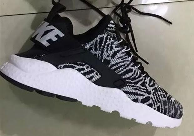 fa8a52e80c2f Nike s Latest Huarache Transformation Is Similar To The Yeezy Boost -  SneakerNews.com