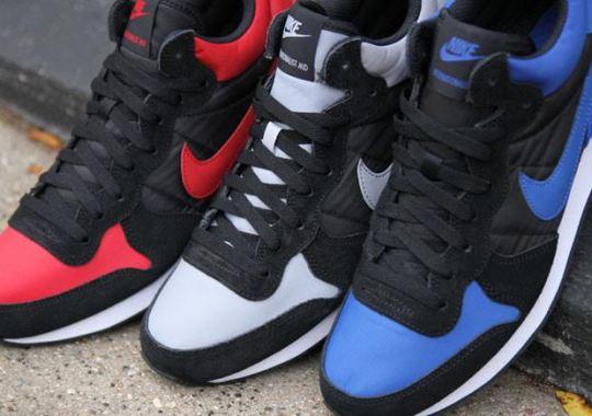 The Nike Internationalist Crosses Over With OG Air Jordan 1s