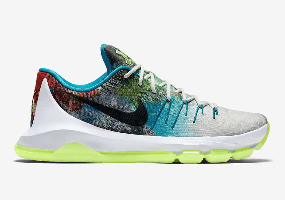 the latest 2dd54 aade1 The Nike KD 8