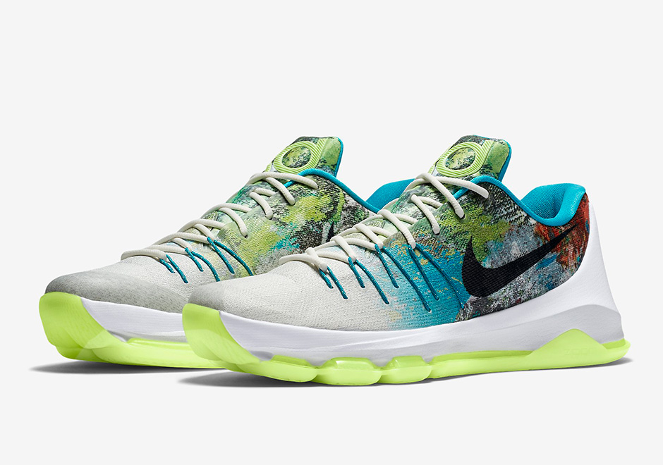 2c733a14306d The Nike KD 8