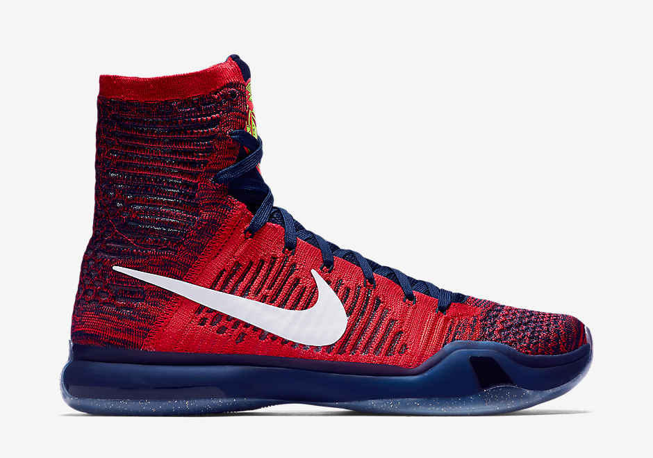low priced d6d32 3a10b ... new style nike kobe 10 elite high american 810b6 79376