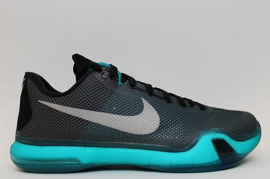 Nike Kobe 10 Radiant Emerald 705317-002