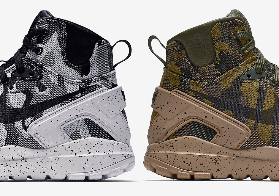 sale retailer 6c2d3 b3e06 Nike s New Mowabb And Huarache Inspired Model Gets Camo Ready
