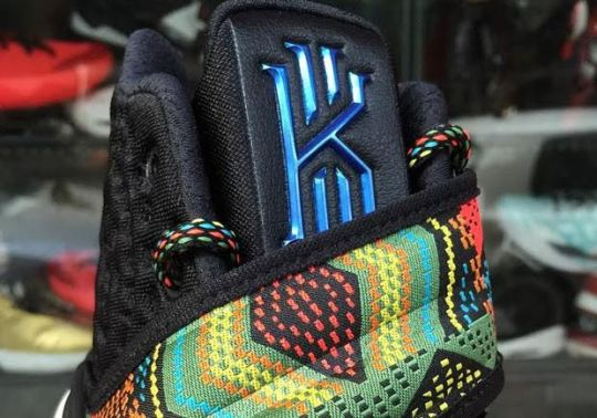 "Nike Kyrie 2 ""BHM"" – Preview"