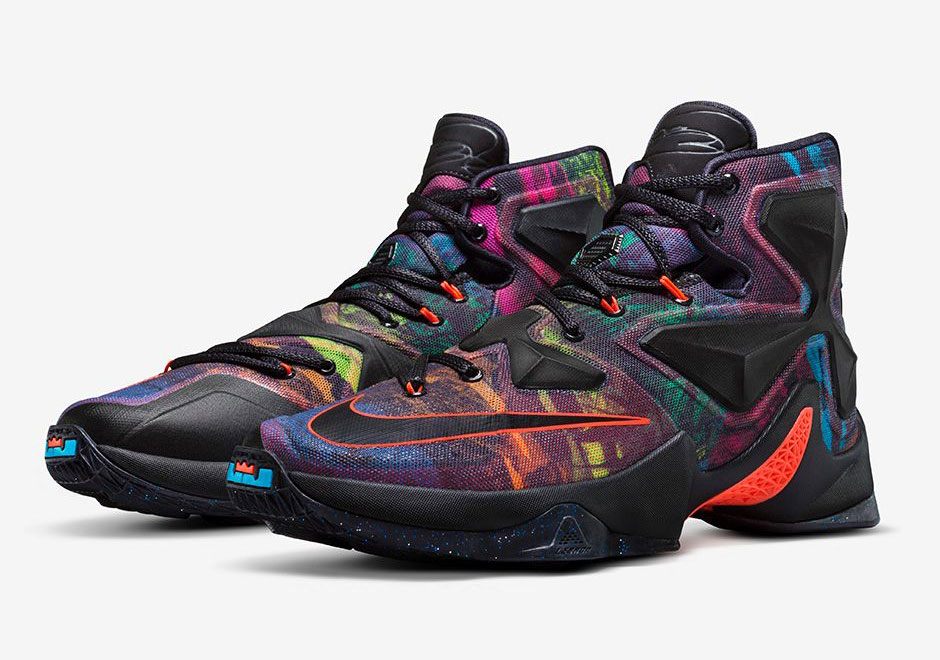 newest collection 38ae1 3a77b Nike LeBron 13