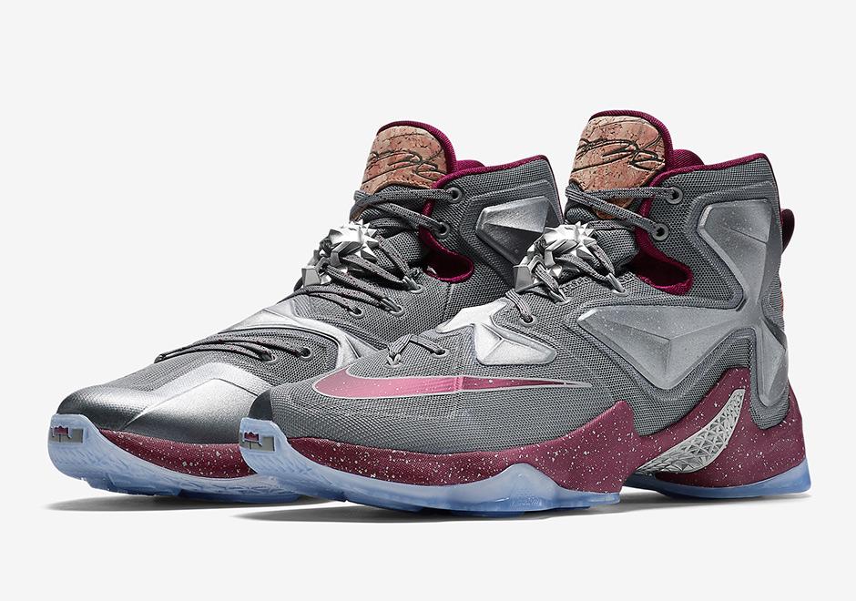 2015 11 06 Nike Lebron 13 Opening Night Lebron James 13