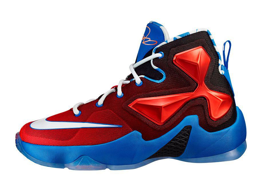 Nike LeBron 13 GS \u201cMini-Hoop\u201d