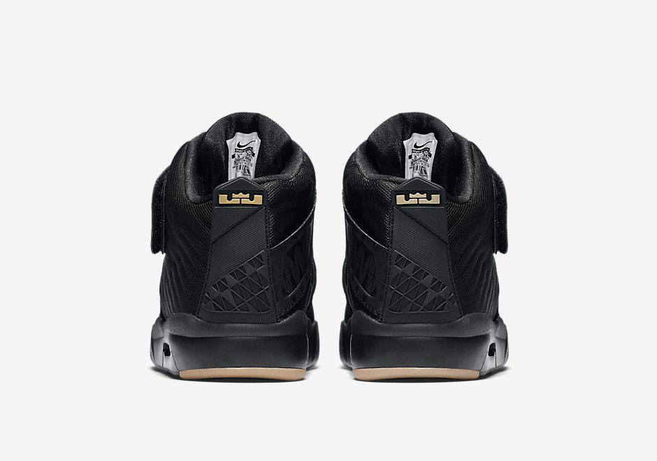 24854f426ee0a Nike Air Akronite. Color  Black Metallic Gold Style Code  819832-009.  Price   95. Advertisement. show comments