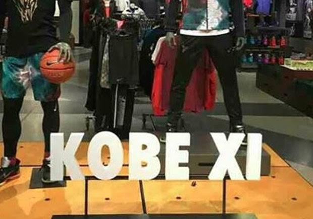 Is Nike Ready To Launch The Nike Kobe 11?
