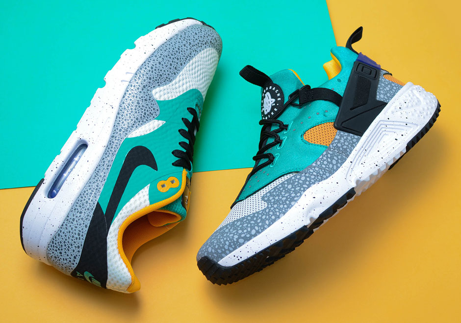 wholesale dealer 2945f 26704 cheapest nike air huarache rainbow sd 2 6f4a3 0c4e5  new zealand nikes  revisiting two of tinker hatfields most iconic designs for the holidays  this time