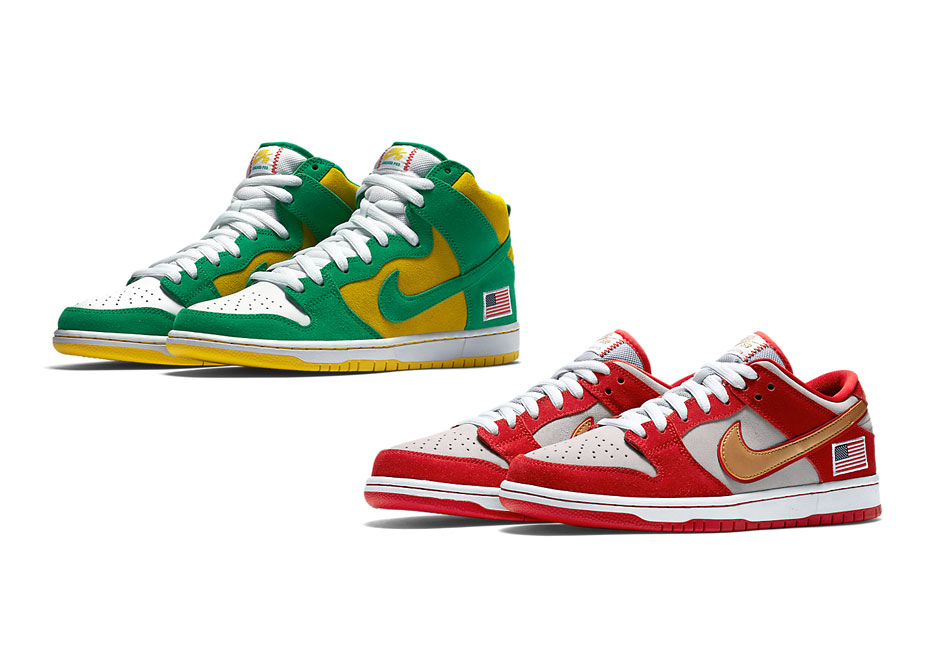 cheap for discount 68447 2237d This Awesome Nike SB Dunk Collaboration Remembers The Epic ...
