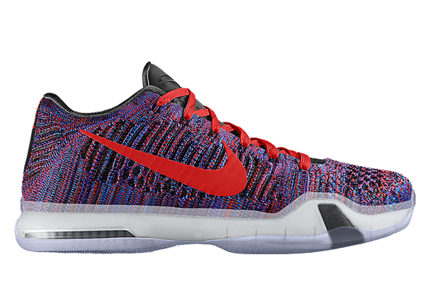 quality design e1596 da194 Check out more of the latest Kobe 10 below and start customizing your pair  right now on NIKEiD.