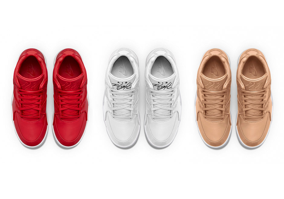 c9c743281d36 Three More Colorways of the NikeLab Air Flight  89 - SneakerNews.com