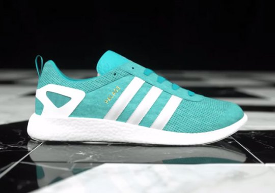 Palace Skateboards and adidas Team Up For Some Boosts