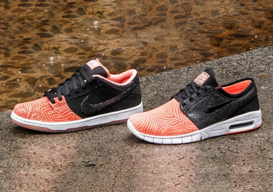 "Premier Skate's Nike SB ""Fishladder"" Collection Releases Again This Weekend"