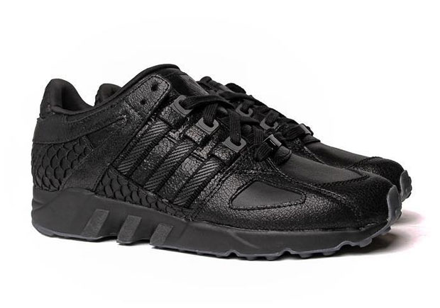 Pusha T Shoes Black