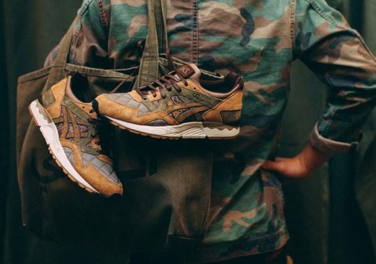 Legendary Sneaker Customizer SBTG Teams Up With ASICS & Kicks Lab