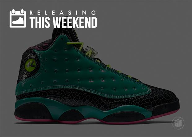 Sneakers Releasing This Weekend – November 21st, 2015