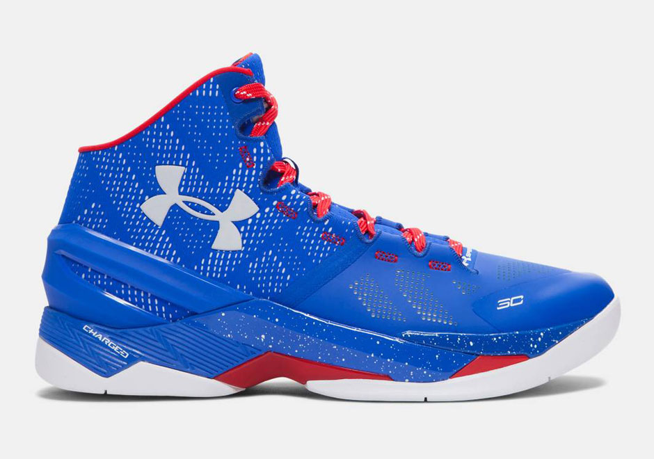 steph curry red white and blue Online
