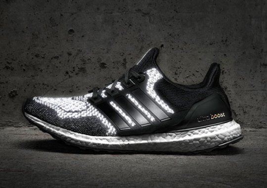 Don't Sleep: Reflective adidas Ultra Boosts Just Released