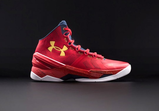 "Under Armour Curry Two ""Floor General"" Releases Friday"